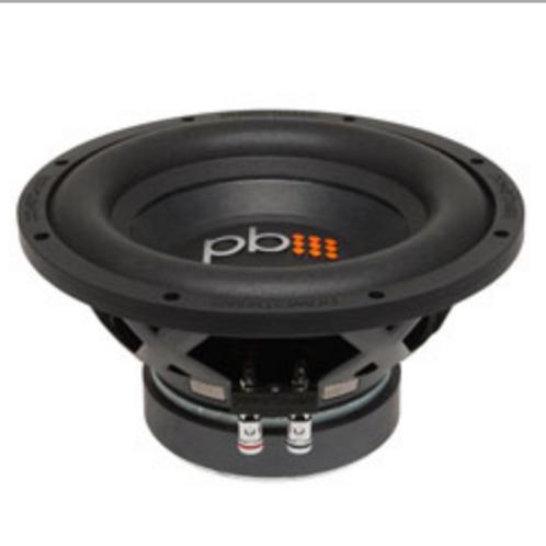 "PowerBass Autosound - 10"" S-Series DVC 4 Ohm Subwoofer, 550W Peak"
