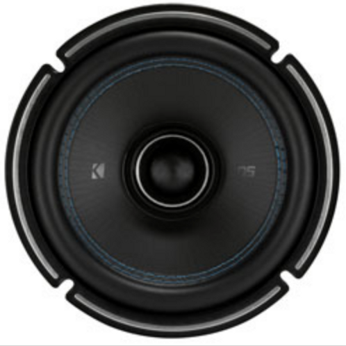 - 6.75in. QS Series Coaxial Speakers, 4-Ohm