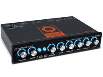 Quantum Audio - 5-Band Equalizer, 8V Output
