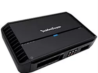 Rockford Fosgate Class-A/B Full Range Amplifier
