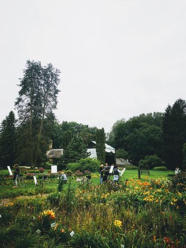 Pleneras Botanikos sode
