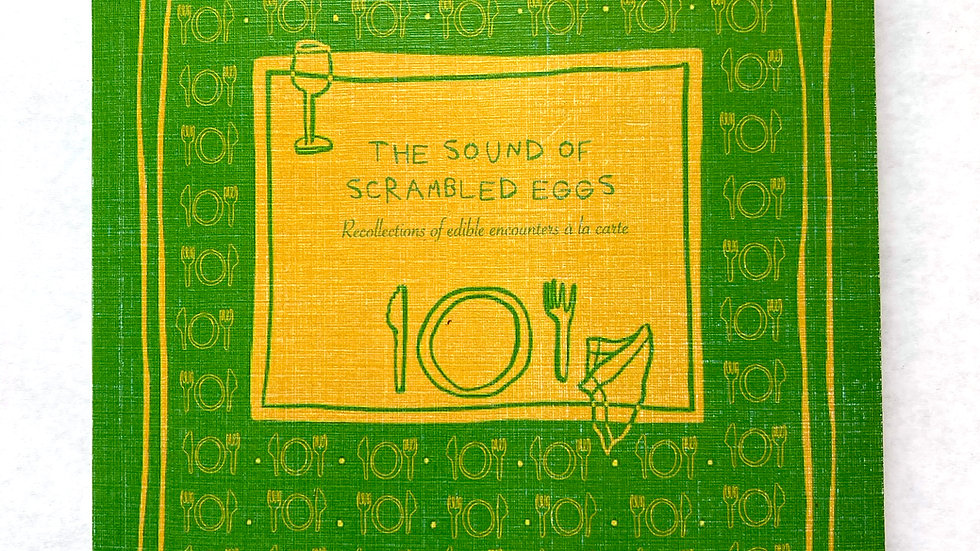 The Sound Of Scrambled Eggs