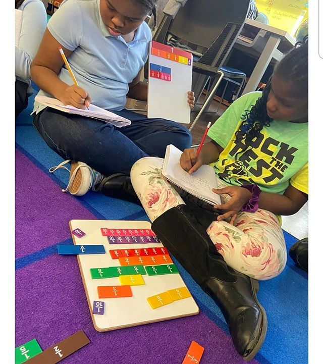 Fractions in the making #ps298risingtoth