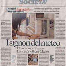 La Repubblica, 6 luglio 2010