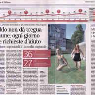 Corriere della Sera, 23 agosto 2012
