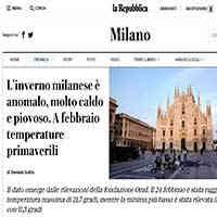 La Repubblica, 5 marzo 2021