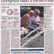 Corriere della Sera, 18 agosto 2012