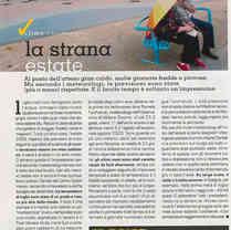 Corriere della Sera, 27 agosto 2005