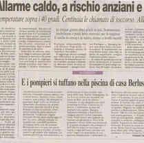 Corriere della Sera, 29 luglio 2005
