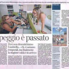 Corriere della Sera, 7 agosto 2014