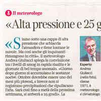Corriere della Sera, 14 ottobre 2017