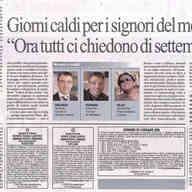 La Repubblica, 22 agosto 2012