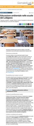Giornale di Lodi.it, 20 settembre 2018