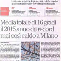 La Repubblica, 31 dicembre 2015