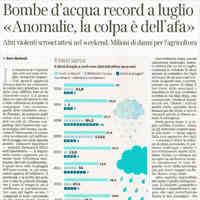 Corriere della Sera, 3 agosto 2016