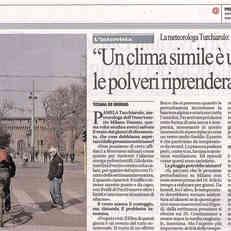 La Repubblica, 9 ottobre 2011