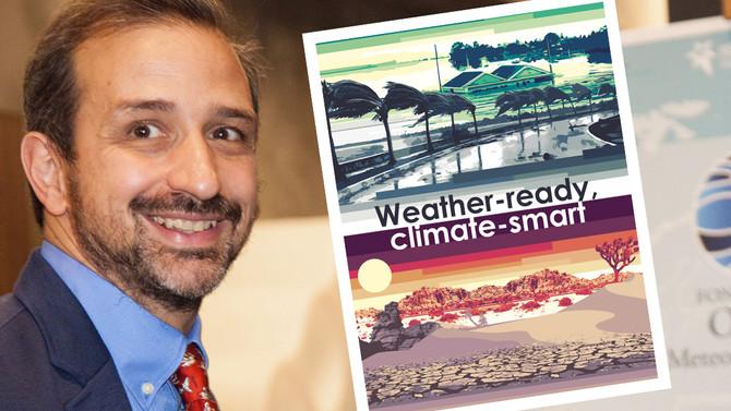Siamo meteorologicamente pronti? L'intervista a Filippo Thiery