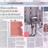 La Repubblica, 23 luglio 2015