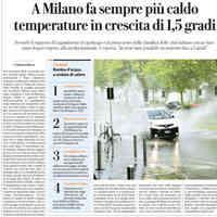 La Repubblica, 20 novembre 2019