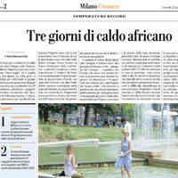La Repubblica ed. Milano, 27 giugno 2019