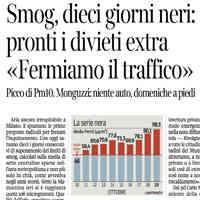 Corriere della Sera, 21 ottobre 2017