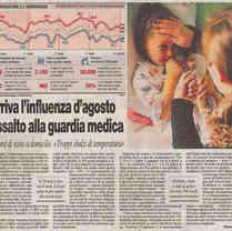 Corriere della Sera, 13 agosto 2005