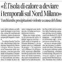 Corriere della Sera ed.Milano, 25 luglio 2020