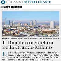 Corriere della Sera, 16 dicembre 2019 [CLICCA PER LEGGERE]
