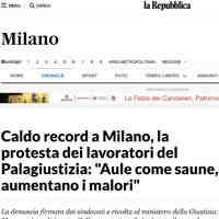 Milano.repubblica.it, 4 luglio 2019 [CLICCA PER LEGGERE]