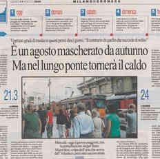 La Repubblica, 11 agosto 2005