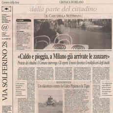 Corriere della Sera, 4 ottobre 2005