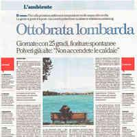 La Repubblica, 14 ottobre 2017