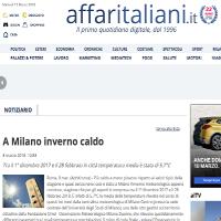 Affaritaliani.it, 8 marzo 2018 [CLICCA PER LEGGERE]