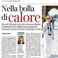 Corriere della Sera ed. Milano, 27 giugno 2019