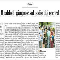 La Repubblica ed. Milano, 3 luglio 2019