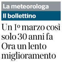 Corriere della Sera, 1 marzo 2018