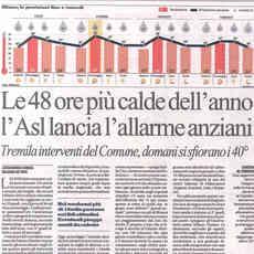 La Repubblica, 21 agosto 2012