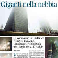 Corriere della Sera, 30 gennaio 2018