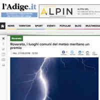 L'Adige.it,  27 giugno 2018 [CLICCA PER LEGGERE]