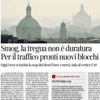 Corriere della Sera, 23 ottobre 2017