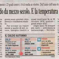 Corriere della Sera, 26 ottobre 2006