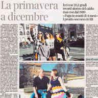 Corriere della Sera, 28 dicembre 2016