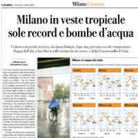 La Repubblica ed. Milano, 4 luglio 2019