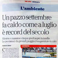 La Repubblica, 11 settembre 2016