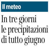 Corriere della Sera, 6 giugno 2018