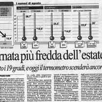La Repubblica, 22 agosto 2007