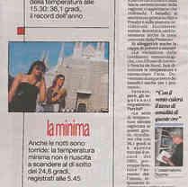 La Repubblica, 29 luglio 2005
