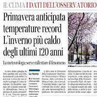 Corriere della Sera ed.Milano, 18 marzo 2020