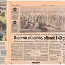 Corriere della Sera, 6 agosto 2003