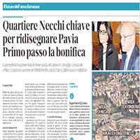 La Provincia Pavese, 19 febbraio 2020